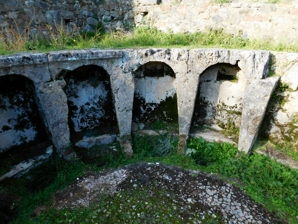 ancient city of Gortyna voyagers voice blog
