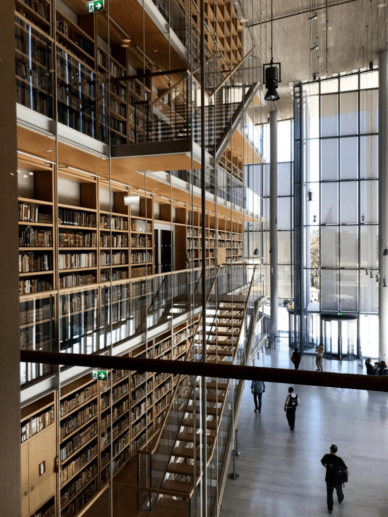 National Library in Athens