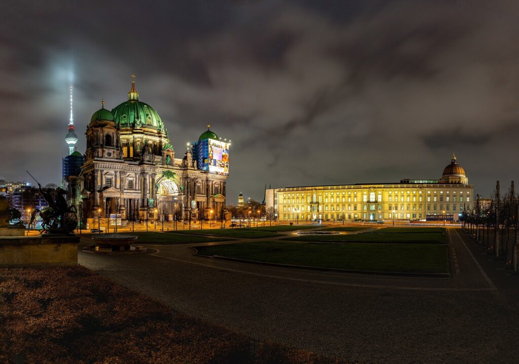 Cathedral of Berlin